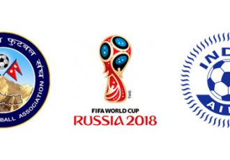 2018 FIFA World Cup Qualifier: Nepal v India