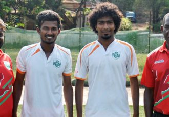 Sporting Clube de Goa register Alber Gonsalves and Glan Martins