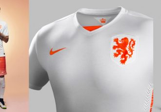 The Netherlands and Nike present new national team away kit