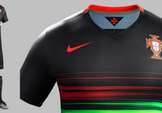 Portugal's skill and flair inspire 2015-16 away kit by Nike