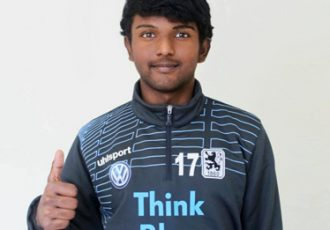 Abneet Bharti at TSV 1860 Munich