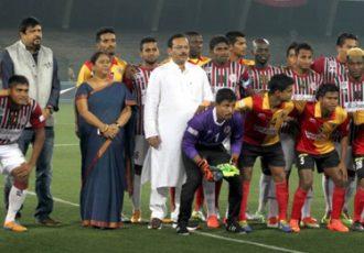 East Bengal Club v Mohun Bagan AC - Kolkata Derby