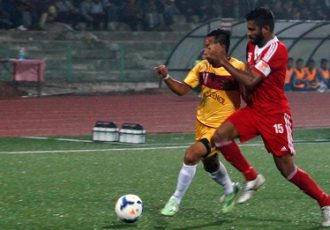 I-League: Royal Wahingdoh FC v Pune FC