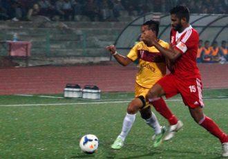 I-League: Royal Wahingdoh FC v Pune FC