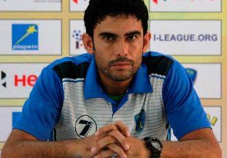 Mumbai FC coach Khalid Jamil