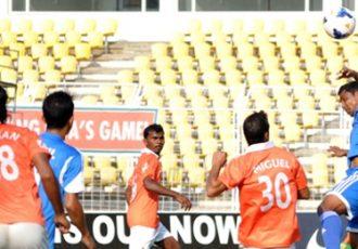 I-League: Sporting Clube de Goa v Dempo SC