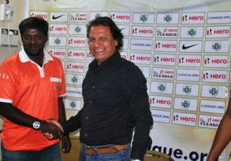 I-League: Sporting Clube de Goa v Royal Waghingdoh FC - Pre-Match Press Conference