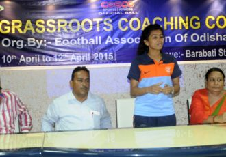 2nd AIFF Grassroots Coaching Course inaugurated in Cuttack