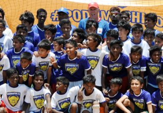 Chennaiyin FC conducts final selection for Reliance Foundation Young Champs