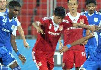 I-League: Dempo SC v Pune FC