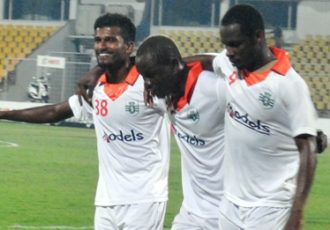 I-League: Salgaocar FC v Sporting Clube de Goa