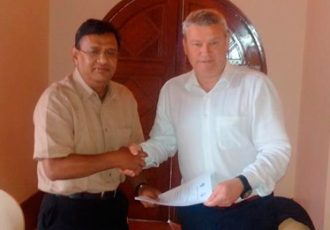 All India Football Federation and German FA (DFB) sign partnership agreement