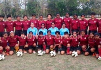 India U-14 Women's national team