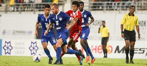 I-League: Pune FC v Bengaluru FC