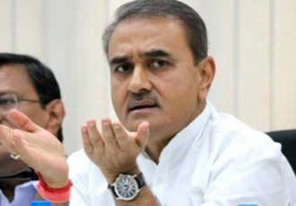 Praful Patel, President, All India Football Federation