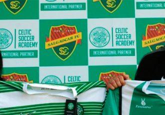 Salgaocar FC enter partnership with Scottish giants Celtic FC
