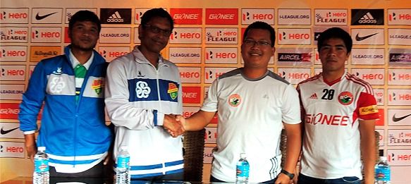 I-League: Shillong Lajong FC v Salgaocar FC - Pre-Match Press Conference