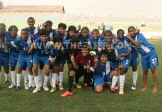 India U-14 Girls National Team
