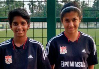 Aishwarya Gadekar and Ella Dubey