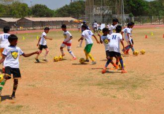 Chennaiyin FC Grassroots Programme