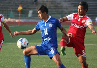 I-League: Shillong Lajong FC v Bengaluru FC