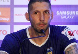 Marco Materazzi (Chennaiyin FC)