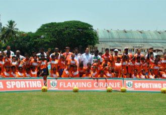 Sporting Clube de Goa Grassroots Football Festival