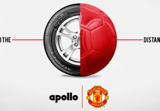 Apollo – Manchester United tyre