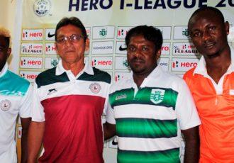 I-League: Sporting Clube de Goa v Mohun Bagan AC - Pre-Match Press Conference