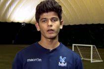 Dhruvmil Pandya (Crystal Palace FC)