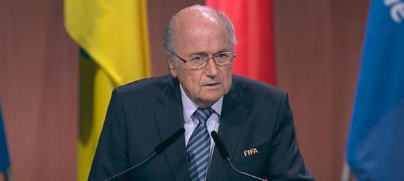 Joseph S. Blatter, President, FIFA
