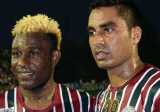 Sony Norde and Sehnaj Singh