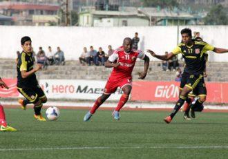 I-League: Shillong Lajong FC v Pune FC