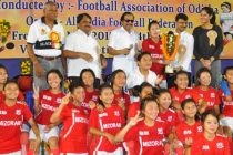 Mizoram crowned AIFF Sub-Junior Girls' U-15 Champions