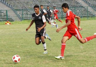 119th IFA Shield 2015: Pune FC U-19 v Mohammedan Sporting Club U-19