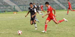 119th IFA Shield 2015: Pune FC U-19 v Mohammedan Sporting Club U-19