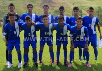 Indian U-14 boys national team