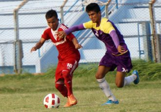 119th IFA Shield 2015: Pune FC U-19 v United SC U-19