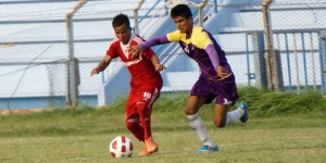119th IFA Shield 2015: Pune FC U-19 v United SC U-19