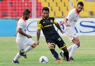 I-League: Sporting Clube de Goa v Pune FC