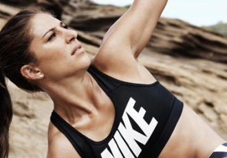 U.S. National Team midfielder Carli Lloyd