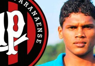 Atlético Paranaense sign Indian youngster Romeo Fernandes