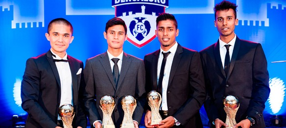 2015 Bengaluru FC Awards Night