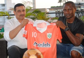 Odafe Okolie extends his contract with Sporting Clube de Goa