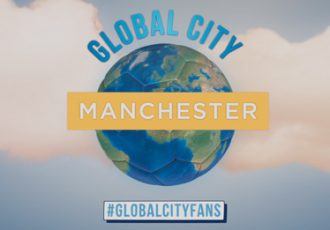 Manchester City FC's Global City Campaign - #GlobalCityFans
