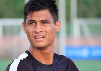 Eugeneson Lyngdoh (Indian national team)