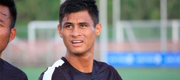Eugeneson Lyngdoh (Indian national team)