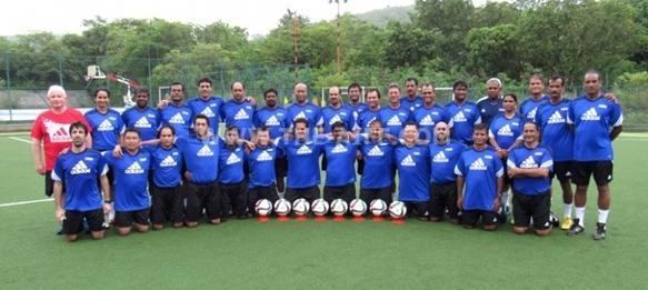 AIFF-DFB Coaching Course