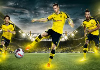 PUMA and Borussia Dortmund launch 2015-16 Home Kit