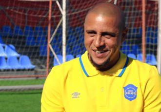 Brazil legend Roberto Carlos named new Delhi Dynamos manager for ISL Season 2